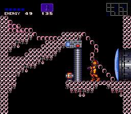 Super Metroid - So Little Time Screenshot 3
